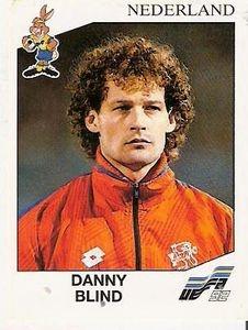 Danny Blind - Netherlands