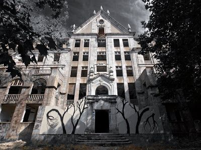 Sanatório dos Ferroviários - Covilhã