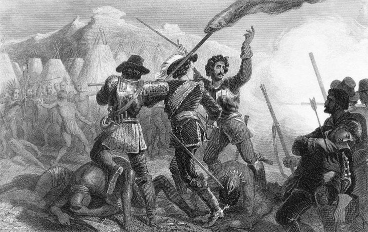 Explore the Major Wars of History: The Pequot War