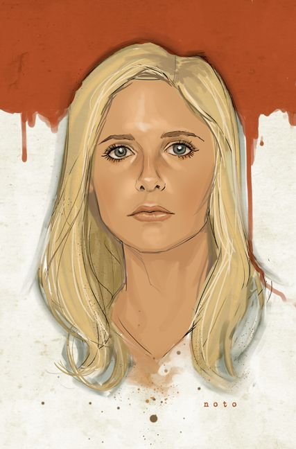 Phil Noto has some really neat works of so many different characters that I love.
