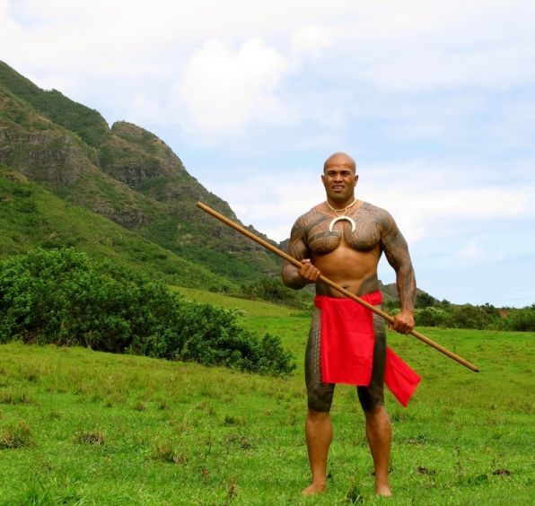Warrior! On location with Hawaii Five-0 (Image by E-PR)