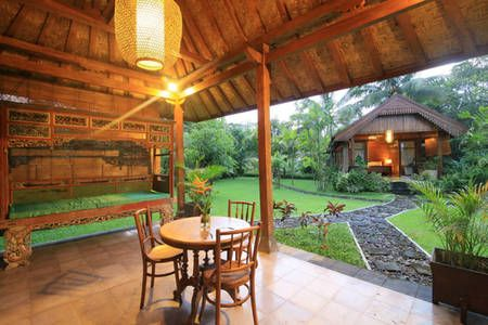 Check out this awesome listing on Airbnb: Omkara Mountain Retreat in Sleman - Get $25 credit with Airbnb if you sign up with this link http://www.airbnb.com/c/groberts22