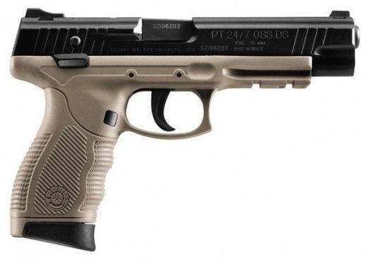 Taurus 24/7 45 ACP OSSLoading that magazine is a pain! Get your Magazine speedloader today! http://www.amazon.com/shops/raeind