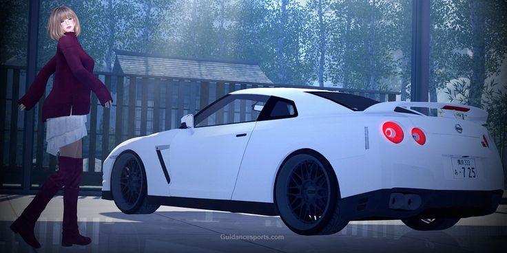 """""""Intermission 04 - Sports Car"""" I like car, especially """"Sports Car"""" like BMW Z4, i8, Porsche, and Audi TT. of course Japanese Car GT-R too. I'm securities analyst in real life, you must to understand that's why I like sports car, lol^^  However, LS600 is my owned, it's not a sports car, woman shouldn't drive a sports car in Japan, bored..."""