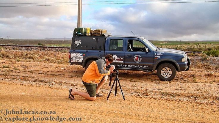 @manfrottopins  #South #Africa working with #explore4knowledge #e4k #e4k_productions to capture moments in the field with #nature #conservation #organisations that can not tell their own stories #Canon_SA @RodeMic #Tripods #e4k_water