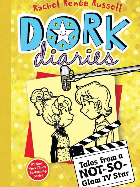 Dork Diaries 7: Tales from a Not-So-Glam TV Star - Rachel Renee Russell