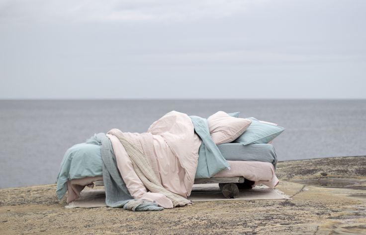 #himla_ab #himla #bed #ocean