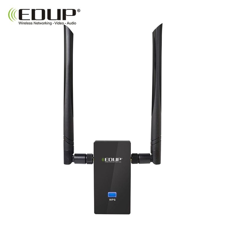18.84$  Watch now - http://alin4a.shopchina.info/1/go.php?t=32679409272 - EDUP Dual Band 2.4GHz/5GHz 1200Mbps Wireless Network Wifi Card wi-fi Antennas Adapter Receiver USB 3.0 for Laptop PC Desktop New  #aliexpresschina