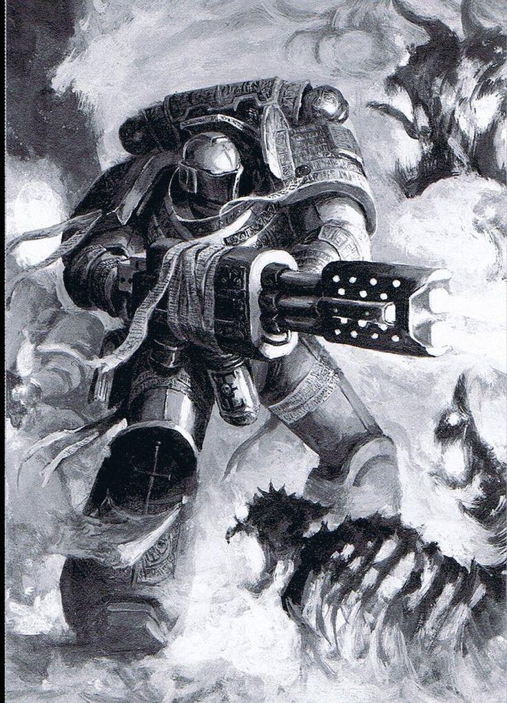 красиво вархаммер рисунки рыцарь что