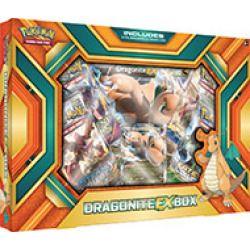 Pokemon Trading Card Game Dragonite Ex Box