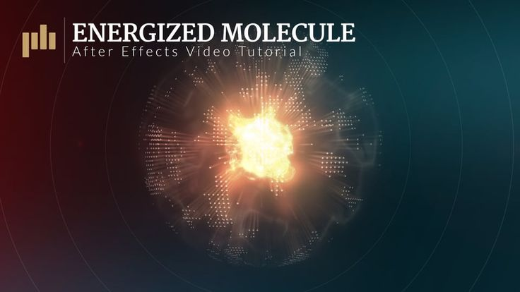 Energized Molecule: After Effects Video Tutorial on Vimeo