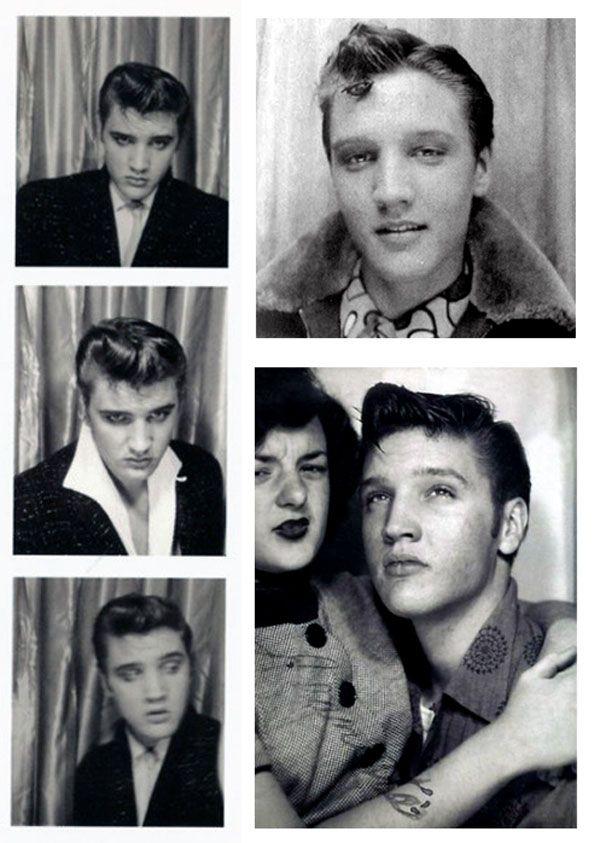 Cabine fotográfica - Elvis