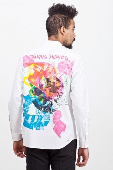 Undercover - Talking Heads Shirt White | TRÈS BIEN SHOP