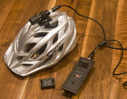 Are Helmet Cameras 'Black Boxes' for Cyclists?