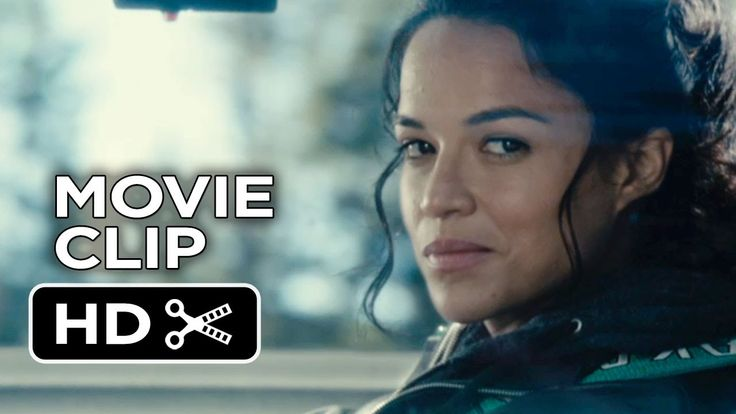 Furious 7 Movie CLIP - Hook 'Em Up (2015) - Michelle Rodriguez, Paul Wal...