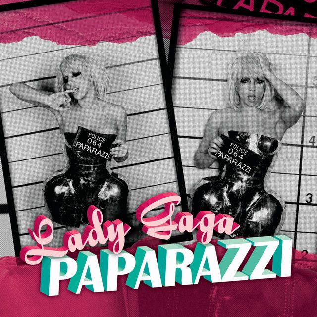 """Paparazzi"" by Lady Gaga was added to my #ThrowbackThursday playlist on Spotify"