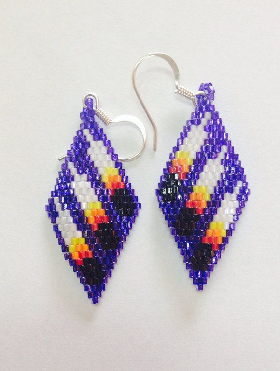 Three+feather+earrings+by+Wiswasca+on+Etsy,+$20.00