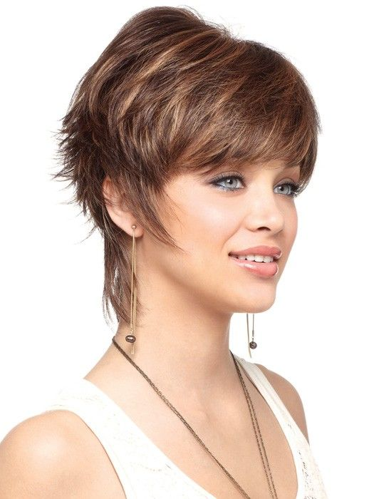 Millie Synthetic Wig Basic Cap Color Marble Wig And