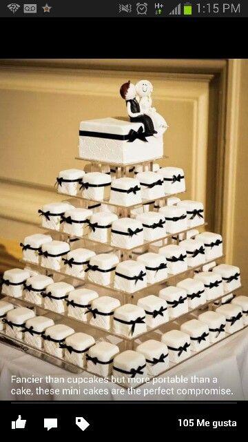La torta que quiero para mi boda!