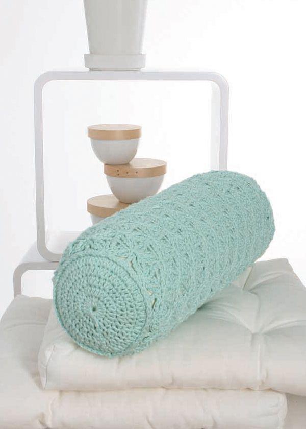 Free Crochet Neckroll Pattern