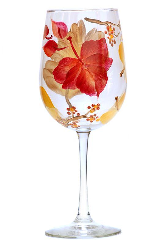 Inspirational Raise the Bar Wine Glasses