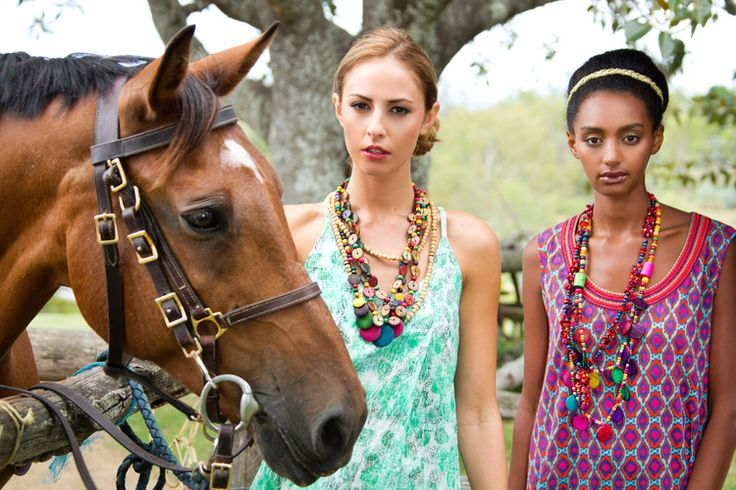 Ahlan Ruby Mint and Guava Kenda Aqua from Naudic Spring 14 collection