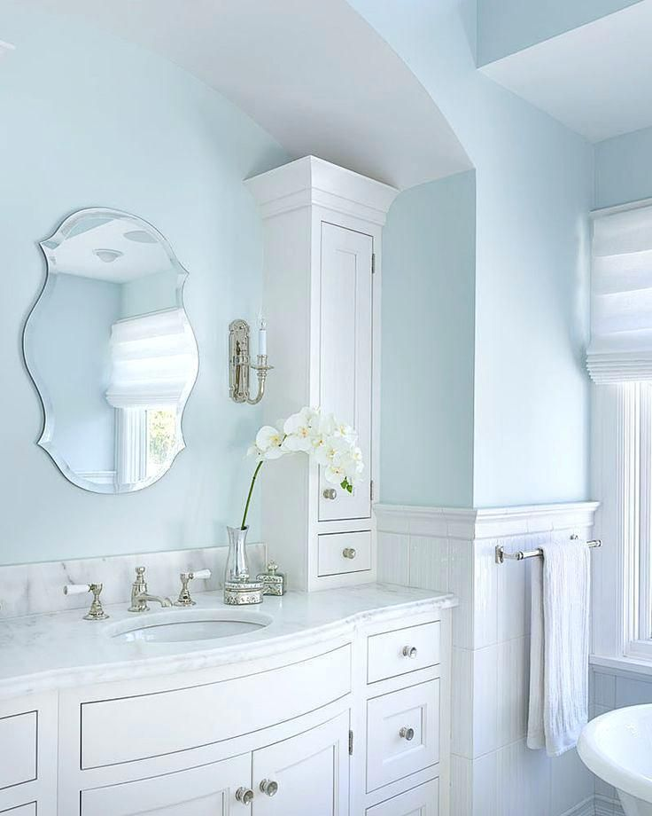 20 Bathroom Paint Colors That Always Look Fresh and Clean