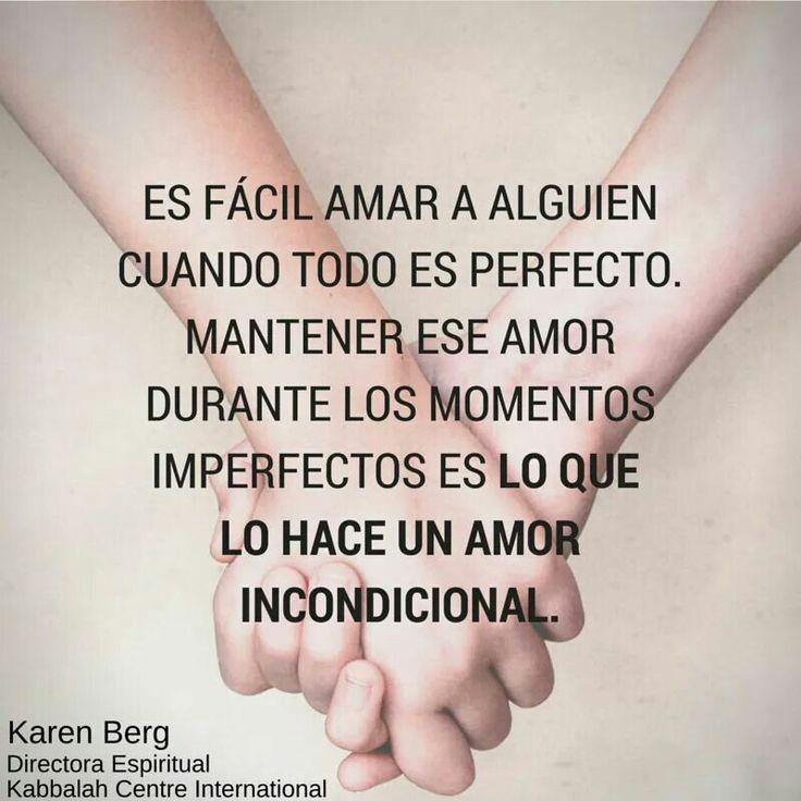 Amor incondicional
