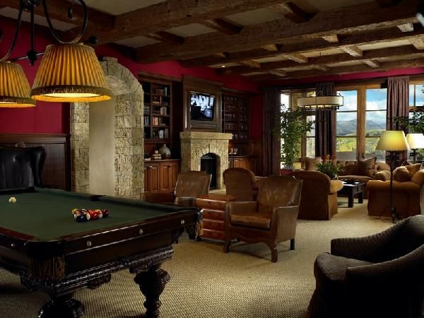 Brunswick Billiards Home