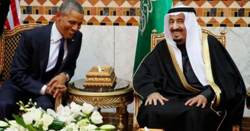 Is It Time To Make Saudi Arabia Pay For Underwriting International Terrorism? | Zero Hedge