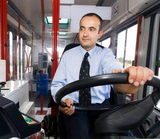 #apctitudes Conductor de autobús urbano