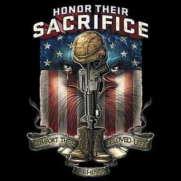 Honor their sacrifice memorialday holiday memorial day memorial day quotes happy memorial day quotes