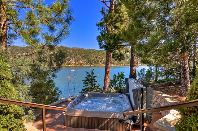 27 best kendra on top visits big bear lake featuring for Big bear cabins lakefront