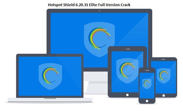 Hotspot shield software full version crack