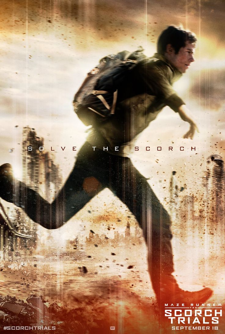 Find This Pin And More On The Maze Runner The Scorch Trials
