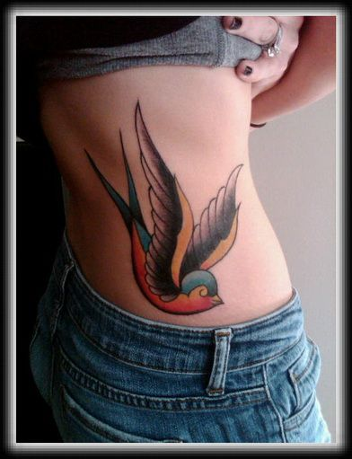Sparrow tattoo don't like these so much but I like this one
