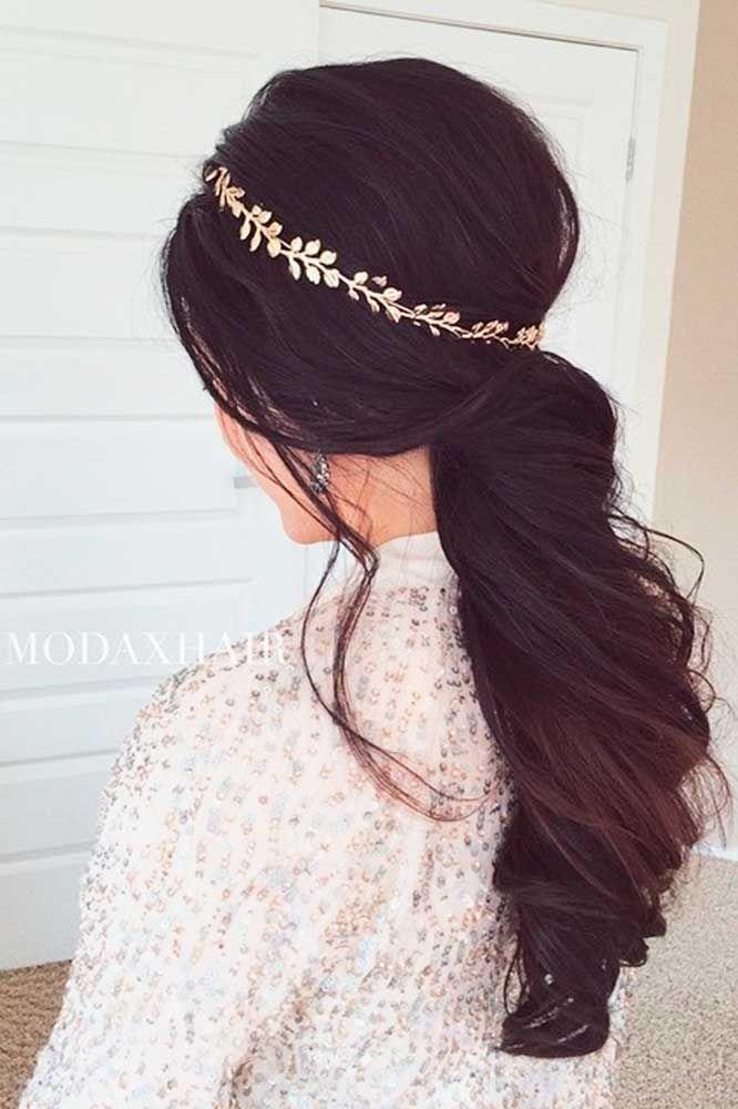 Fantastic 1000 Ideas About Easy Wedding Hairstyles On Pinterest Short Short Hairstyles Gunalazisus