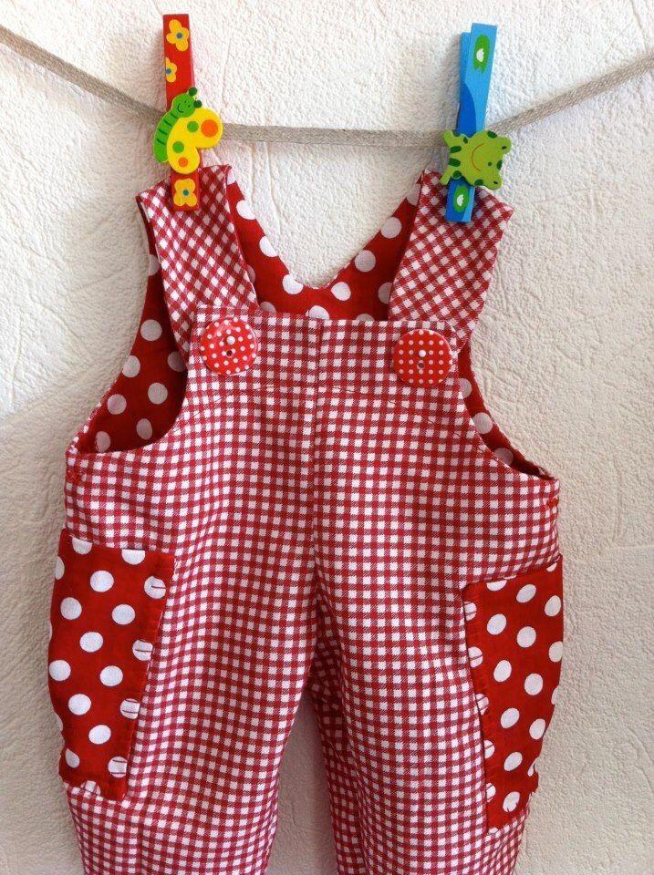 f2cce397311a8 Patrones de costura para hacer un overol para niños