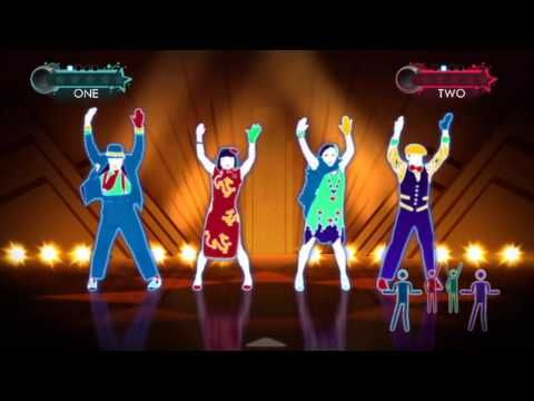 [Just Dance 3] Dynamite - Taio Cruz: Kiddos ask for this song, now we have dance moves to go with it!