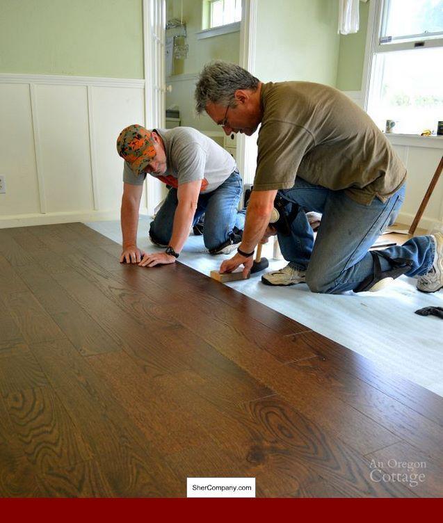 Cork Flooring Noise Reduction Hardwood