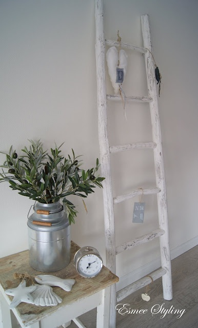 Esmee Styling: Ladder