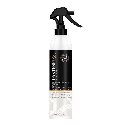 Pantene Pro-V Stylers Heat Protection Spray 8.5 Fl Oz Pantene http://www.amazon.com/dp/B00AFCP350/ref=cm_sw_r_pi_dp_PlJ6ub0F0CTCW
