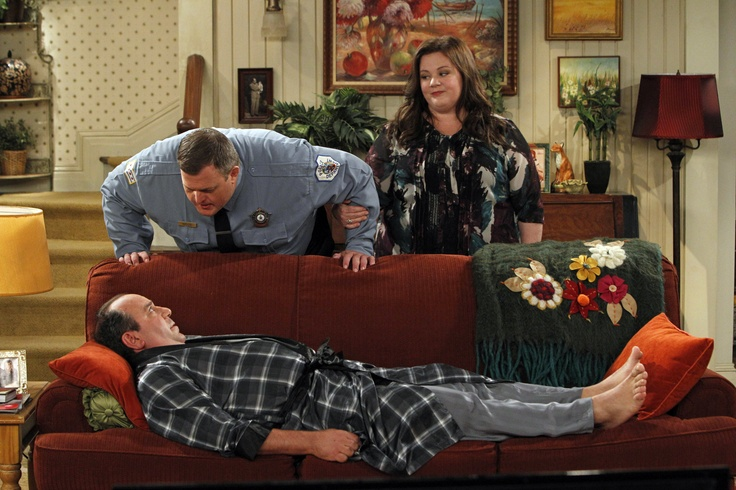 56 Best Mollies Wedding Images On Pinterest: 17 Best Images About Mike & Molly On Pinterest