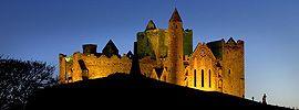 De castillo en castillo por Irlanda