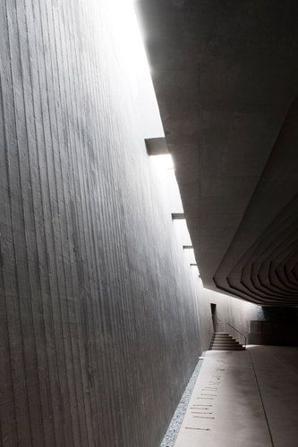 EAA-Emre Arolat Architects — Sancaklar Mosque