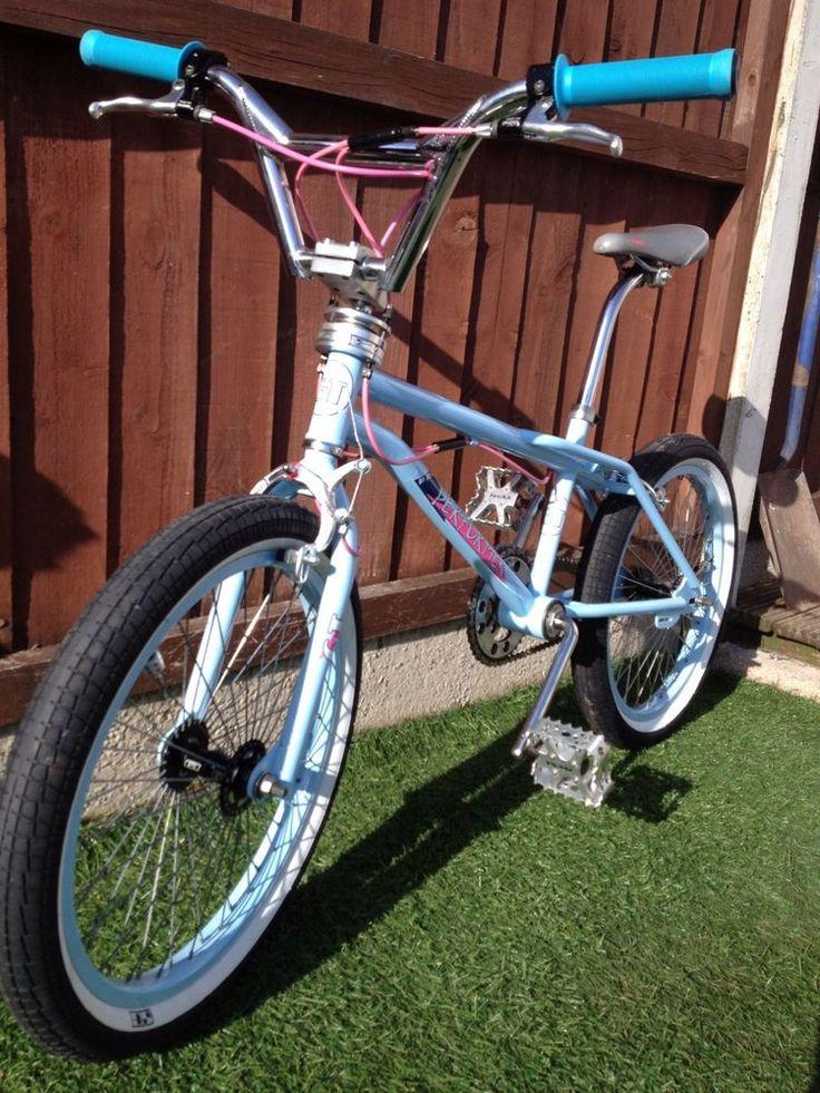 Vintage mongoose freestyle bikes
