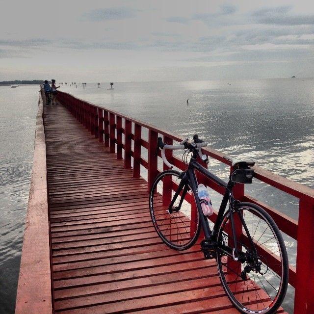 Red Bridge @ Bang Khuntian #Colgano #bicycle