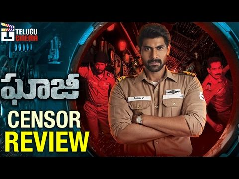 Ghazi Movie Censor REVIEW | Rana Daggubati | Taapsee | 2017 Latest Telugu Movie ReviewsRana Ghazi Movie Censor REVIEW. #Ghazi latest 2017 movie ft. Rana Daggubati, Taapsee Pannu. Latest Telugu movie trailers 2017 on Telugu Cinema. sourc... Check more at http://tamil.swengen.com/ghazi-movie-censor-review-rana-daggubati-taapsee-2017-latest-telugu-movie-reviews/