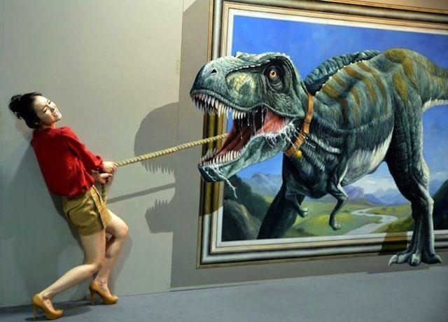 Interactive Art: Hangzhou-China - Classificação: 2 - Palavras-chave: LAZER, INTERATIVIDADE - Justificativa: Outra simples e boa referência para ser usada no museu. A grande vantagem parece ser o baixo custo.