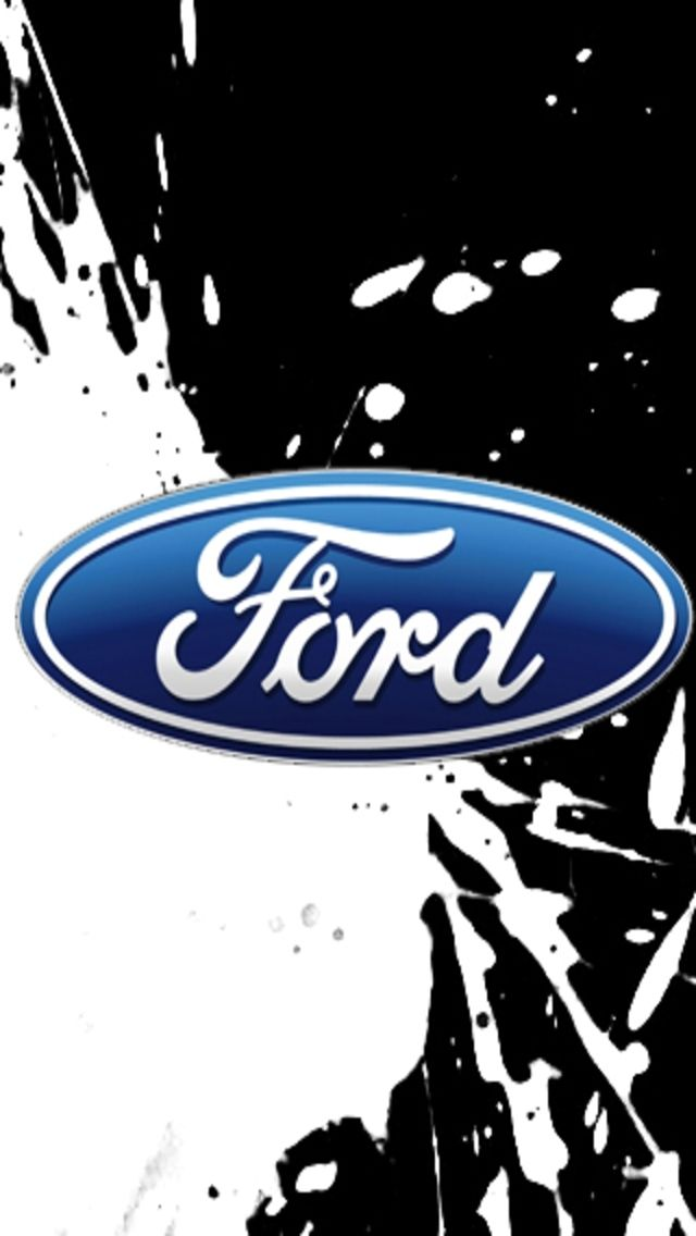 Image for Ford Logo Wallpaper Iphone   Ford logo, Logo ...